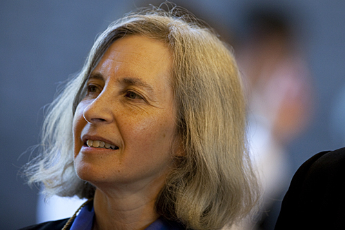 Harvard Law Dean Martha Minow