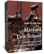 How to get into Harvard Law School ebook